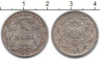 Изображение Монеты Германия Германия 1913 Серебро XF
