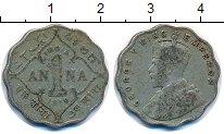 Изображение Монеты Индия 1 анна 1919 Медно-никель VF