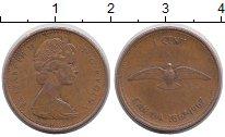 Изображение Монеты Канада 1 цент 1967 Бронза XF