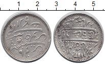 Изображение Монеты Индия 1 рупия 0 Серебро XF
