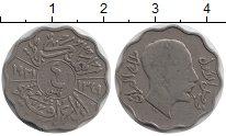 Изображение Монеты Ирак 4 филса 1931 Медно-никель VF