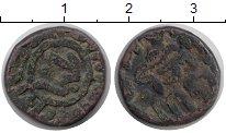 Изображение Монеты Индия Номинал 0 Бронза VF