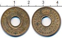 Изображение Монеты Восточная Африка 1 цент 1954 Бронза XF