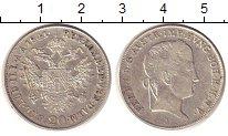 Изображение Монеты Австрия 20 крейцеров 1841 Серебро VF