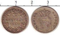Изображение Монеты Бавария 3 крейцера 0 Серебро VF