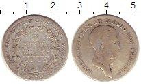 Изображение Монеты Пруссия 1/6 талера 1812 Серебро VF Фридрих Вильгельм II