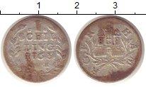 Изображение Монеты Гамбург 1 шиллинг 1763 Серебро VF
