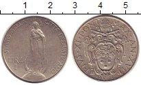 Изображение Монеты Ватикан 1 лира 1937 Медно-никель XF