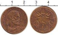 Изображение Монеты Ватикан 10 сентим 1940 Медь XF