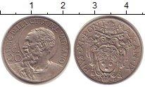 Изображение Монеты Ватикан 20 сентим 1930 Медно-никель XF