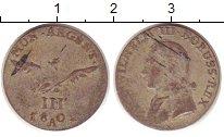 Изображение Монеты Пруссия 3 гроша 1802 Серебро  Фридрих Вильгельм II