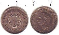 Изображение Монеты Великобритания 3 пенса 1938 Серебро XF Георг VI.