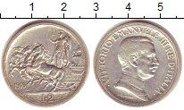 Изображение Монеты Италия 2 лиры 1916 Серебро XF Витторио Имануил III