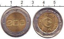 Изображение Монеты Алжир 200 динар 2012 Биметалл UNC-