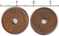 Изображение Монеты Дания 1 эре 1939 Бронза XF