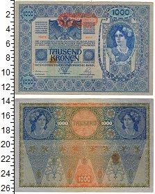 Изображение Банкноты Австрия 1000 крон 0  XF