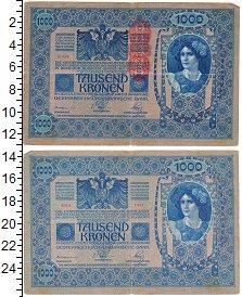 Изображение Боны Австрия 1000 крон 0  XF