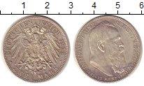 Изображение Монеты Германия Бавария 2 марки 1911 Серебро VF