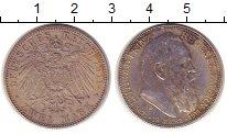 Изображение Монеты Бавария 2 марки 1911 Серебро VF
