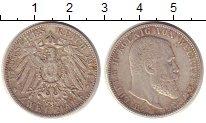Изображение Монеты Германия Вюртемберг 2 марки 1904 Серебро XF