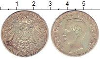 Изображение Монеты Бавария 2 марки 1905 Серебро XF