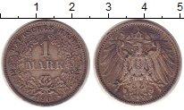 Изображение Монеты Германия 1 марка 1905 Серебро XF Е