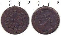 Изображение Монеты Малайзия Саравак 1 цент 1888 Медь XF