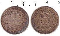 Изображение Монеты Германия 1 марка 1903 Серебро XF