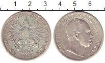 Изображение Монеты Пруссия 1 талер 1867 Серебро VF