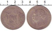 Изображение Монеты Саксен-Майнинген 1 талер 1862 Серебро XF Бернард.