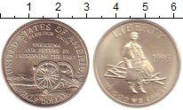 Изображение Монеты США 50 центов 1995 Медно-никель UNC