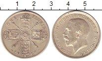 Изображение Монеты Великобритания 1 флорин 1917 Серебро XF