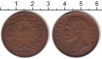 Изображение Монеты Малайзия Саравак 1 цент 1885 Медь XF