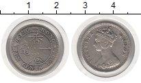 Изображение Монеты Гонконг Гонконг 1894 Серебро XF