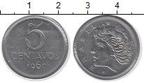 Изображение Монеты Бразилия Бразилия 1969 Медно-никель XF