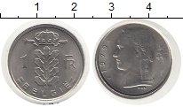 Изображение Монеты Бельгия 1 франк 1979 Медно-никель XF