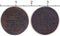 Изображение Монеты Пруссия 4 пфеннига 1764 Серебро VF