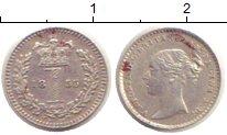 Изображение Монеты Великобритания 1 пенни 1853 Серебро VF