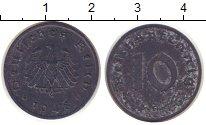 Изображение Монеты Третий Рейх 10 пфеннигов 1948 Цинк VF F