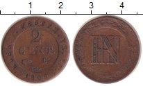Изображение Монеты Вестфалия 2 сантима 1806 Медь VF