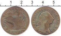 Изображение Монеты Пруссия 1/4 талера 1764 Серебро VF