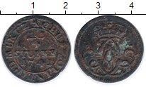 Изображение Монеты Кёльн 1/4 стюбера 1741 Медь VF