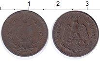 Изображение Монеты Мексика 1 сентаво 1915 Бронза XF