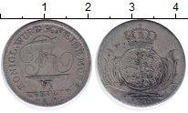 Изображение Монеты Вюртемберг 6 крейцеров 1809 Серебро XF