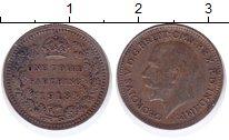 Изображение Монеты Великобритания 1/3 фартинга 1913 Бронза XF