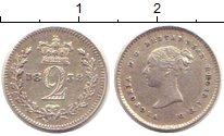 Изображение Монеты Великобритания 2 пенса 1838 Серебро XF