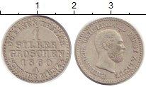Изображение Монеты Германия Липпе-Детмольд 1 грош 1860 Серебро XF