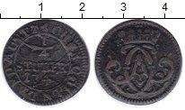 Изображение Монеты Кёльн 1/4 стюбера 1747 Медь VF