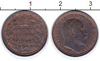 Изображение Монеты Великобритания 1/3 фартинга 1902 Бронза XF+ Эдуард VII