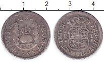 Изображение Монеты Мексика 1 реал 1753 Серебро XF